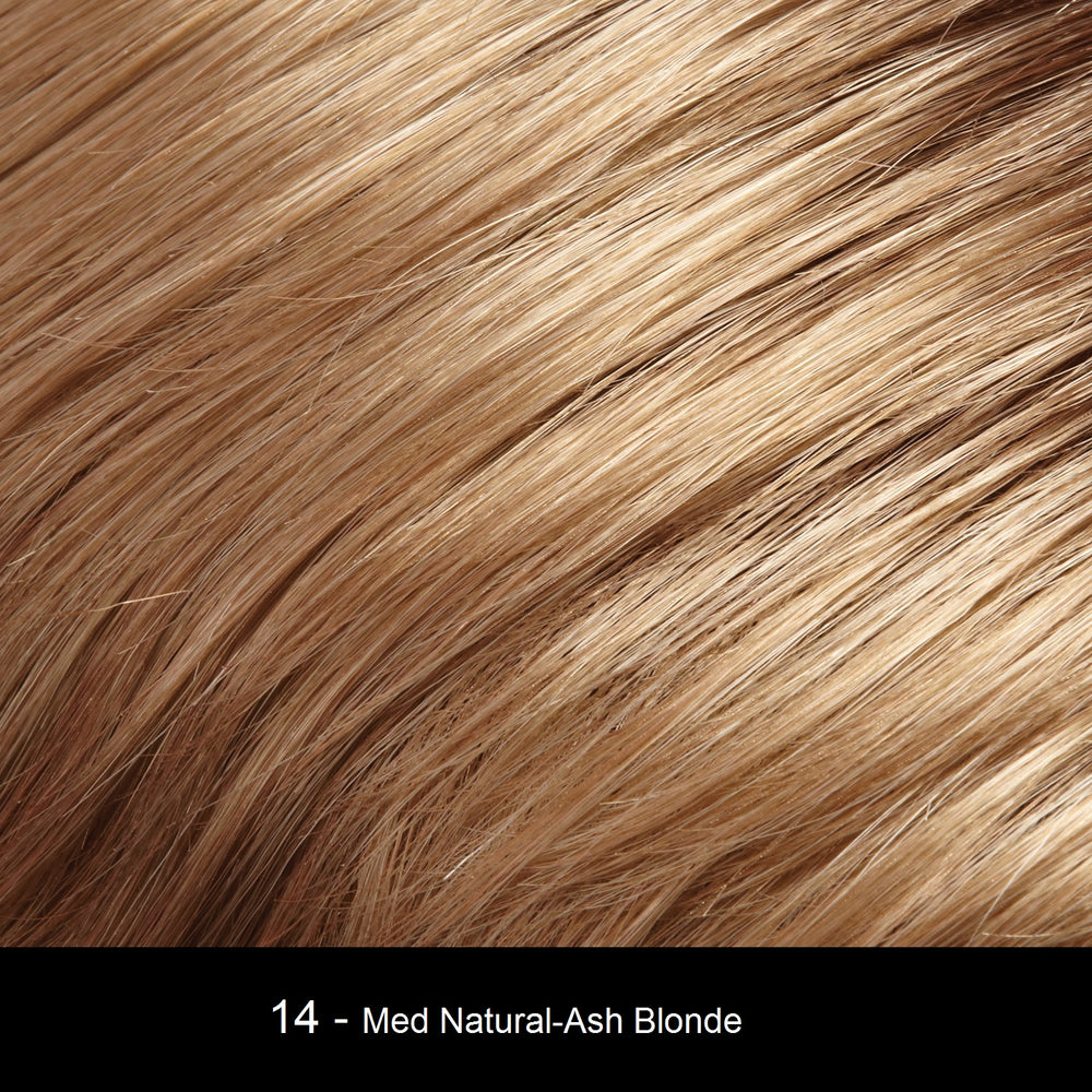 14 - Medium Natural Ash Blonde