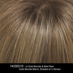 Haute HF Synthetic Lace Front Wig (Mono Part)