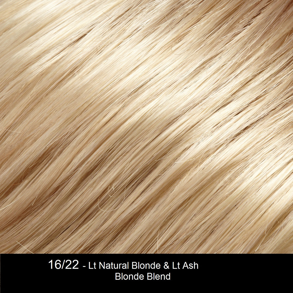 16/22 - Lt Natural Blonde & Lt Ash Blonde Blend
