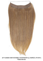 "20"" HUMAN HAIR INVISIBLE EXTENSION by HAIRDO 