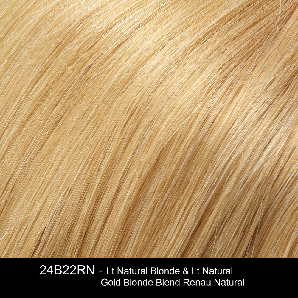 24B22RN | Light Natural Blonde & Light Natural Gold Blonde Blend Renau Natural