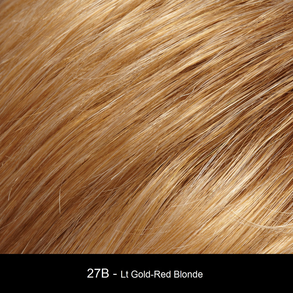 27B - Lt Gold-Red Blonde