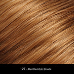 27 FIRE N' ICE | Medium Red-Gold Blonde