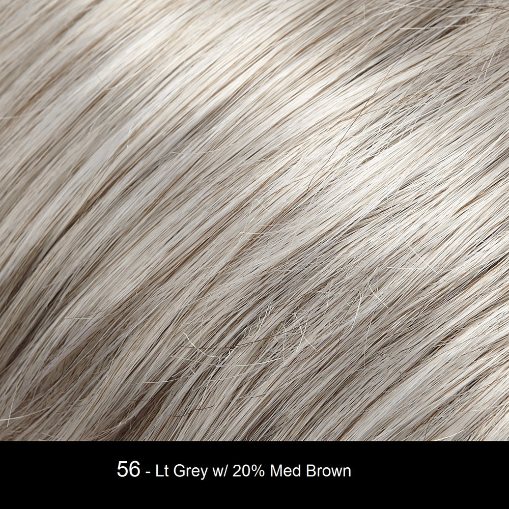 56 | Light Grey w/ 20% Medium Brown