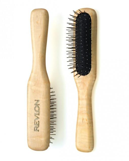 Wooden Wig Brush by Revlon