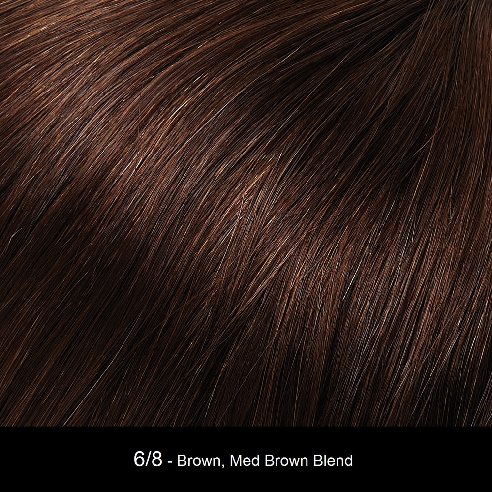 6/8 - Brown, Med Brown Blend