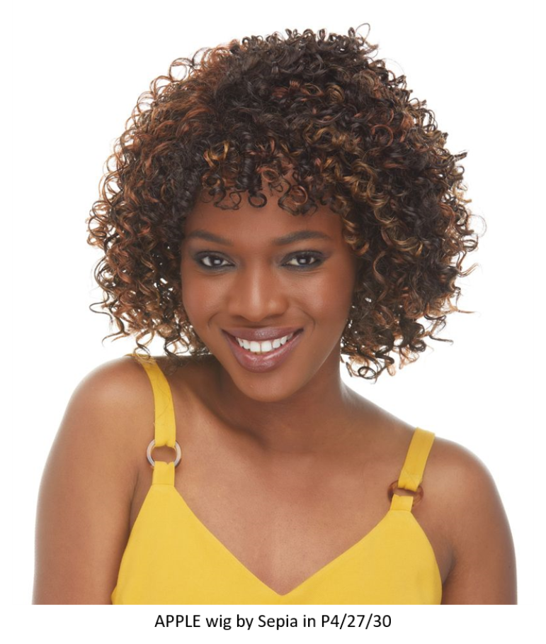 Apple Synthetic Wig (Basic Cap)