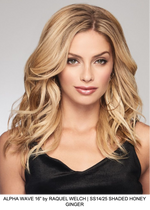 "Alpha Wave 16"" HF Synthetic Hair Topper (Mono Top)"