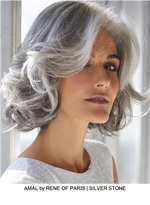 AMAL by RENE OF PARIS | SILVER STONE