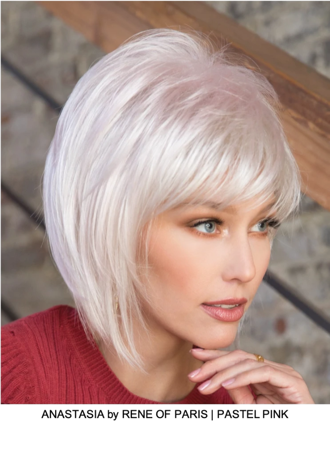ANASTASIA by RENE OF PARIS | PASTEL PINK