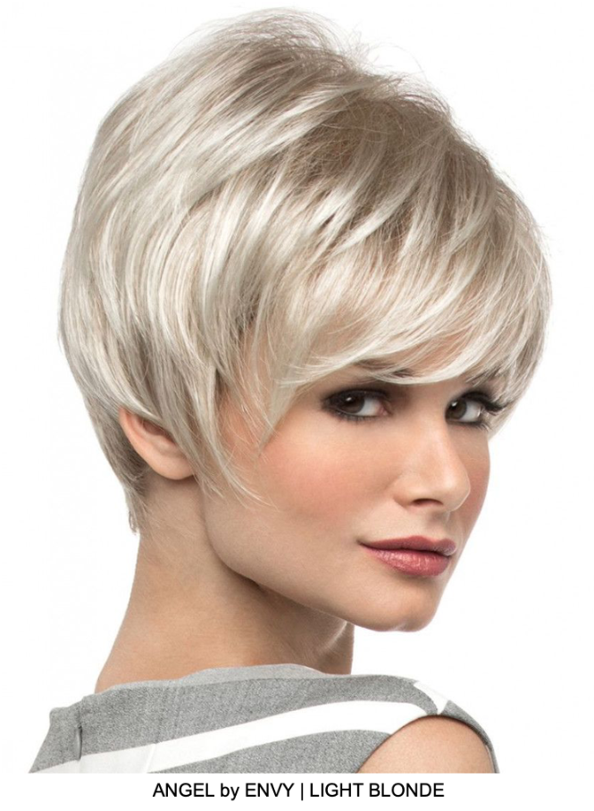 Angel Synthetic Wig (Basic Cap)