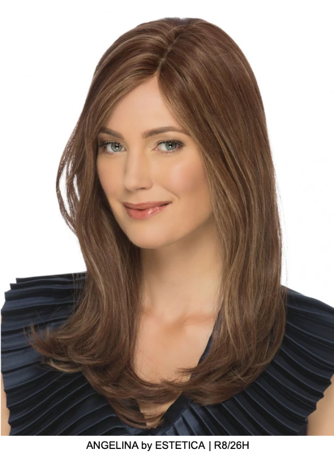Angelina Remy Human Hair Wig (Mono Top)