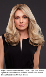 Angie Exclusive Remy Human Hair Lace Front Wig (Hand-Tied)