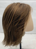 AREA by ELLEN WILLE | CHOCOLATE MIX | Medium to Dark Brown base with Light Reddish Brown highlights