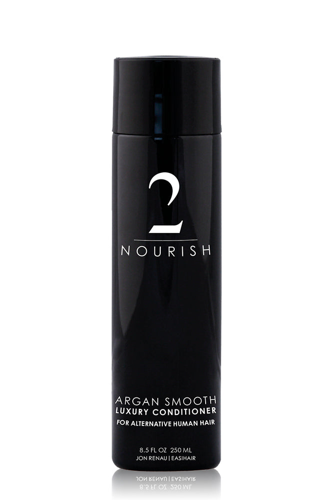 Argan Smooth Luxury Conditioner, 8.5 oz