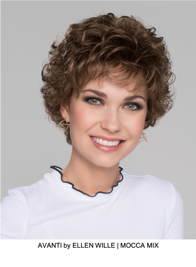 Avanti Short Synthetic Wig (Wefted Cap) | DISCONTINUED