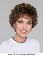 Avanti Short Synthetic Wig (Wefted Cap)