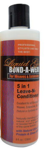 Liquid Gold 5 in 1 Leave-N-Conditioner 8floz