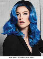 Blue Waves HF Synthetic Wig (Basic Cap)