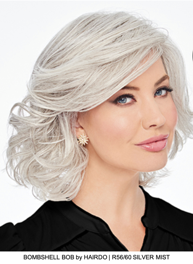Bombshell Bob HF Synthetic Wig (Basic Cap)