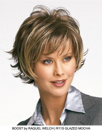Boost Short Synthetic Wig (Basic Cap)