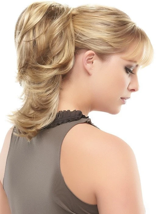 Breathless Synthetic Ponytail (Clip-In) by Jon Reanau | EasiHair 27B