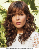 Brittany Synthetic Wig (Mono Top)