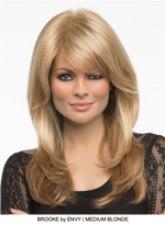 Brooke Synthetic Lace Front Wig (Mono Top)