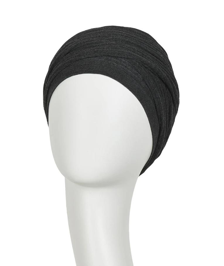 Isolde Knitted Hat with Headband