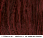 CHERRY RED MIX | Dark Burgundy Red blended with Fire Red