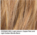 COGNAC MIX | Light Auburn, Copper Red, and Light Golden Blonde Blend
