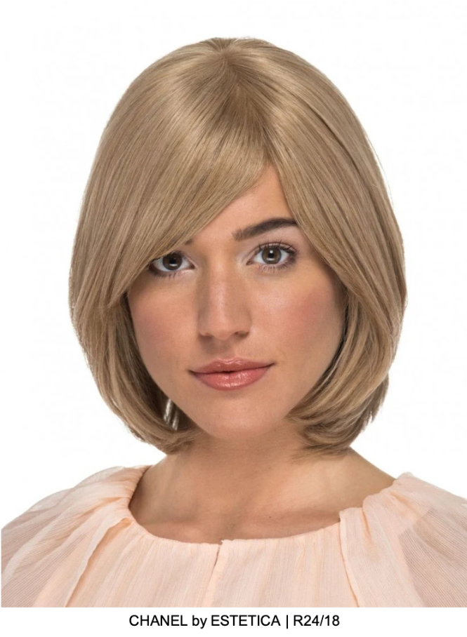 Chanel Remy Human Hair Wig (Mono Top)