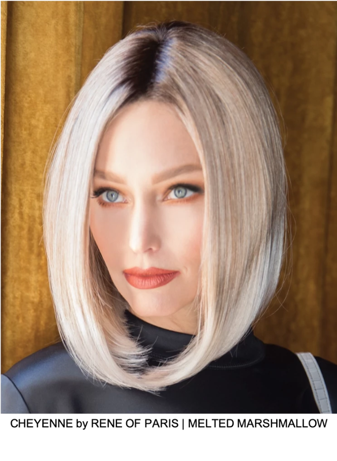 Cheyenne Synthetic Lace Front Wig