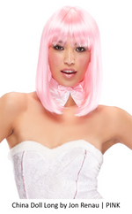 China Doll Long Synthetic Wig (Basic Cap)