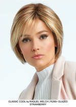 Classic Cool Synthetic Lace Front Wig (Mono Part)