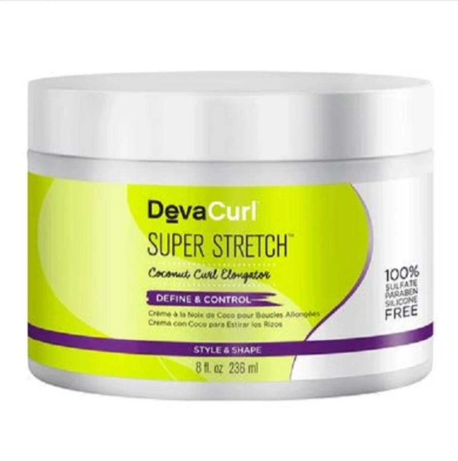 Super Stretch Coconut Curl Elongator 8 oz