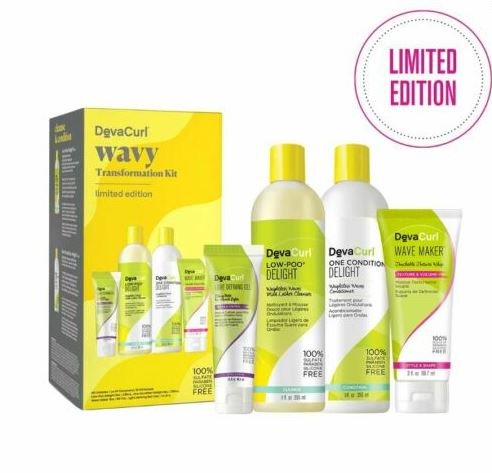 Wavy Transformation Kit - LIMITED EDITION