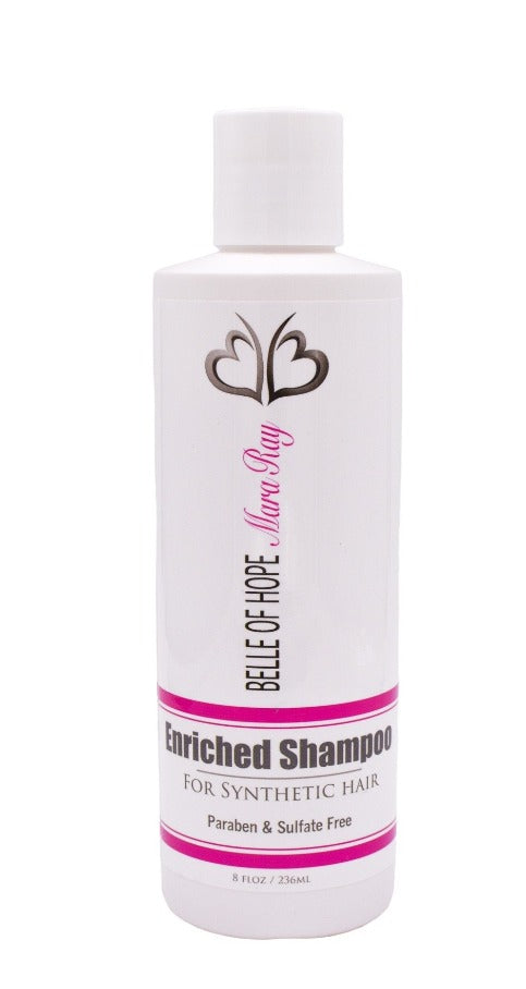 Enriched Luxury Wig Shampoo, 8oz