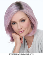 Dare To Be Synthetic Lace Front Wig (Mono Top)