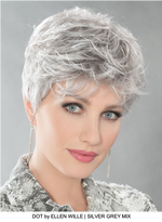 Dot Synthetic Wig (Mono Crown)