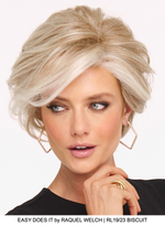 Easy Does It Synthetic Lace Front Wig (Mono Top)