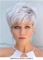 Emerson Synthetic Wig (Basic Cap)