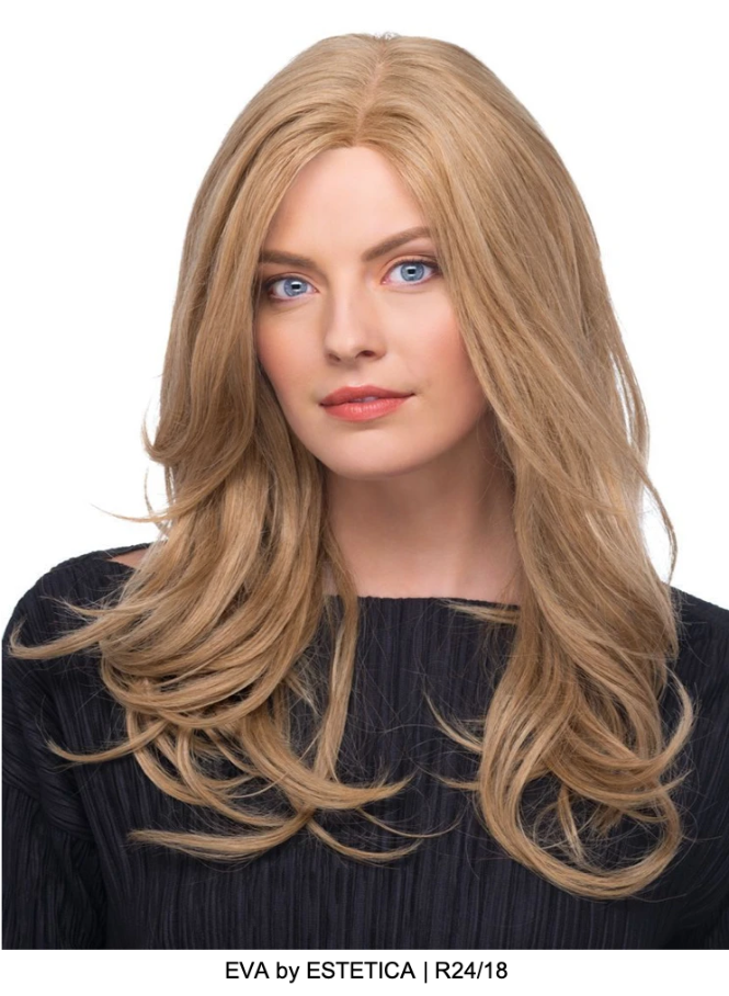Eva Remy Human Hair Lace Front Wig (Mono Top) | DISCONTINUED