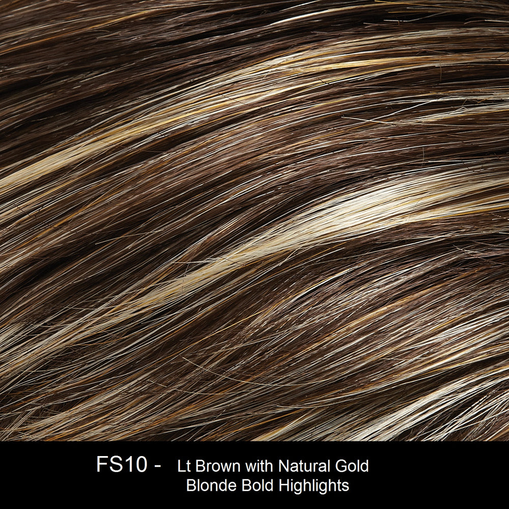 FS10 TOFFEE SYRUP | Light Brown with Honey Blonde Highlights