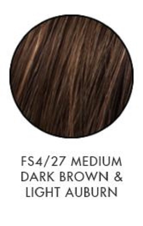 FS4/27 Medium Dark Brown & Light Auburn Sheri Shepherd Now