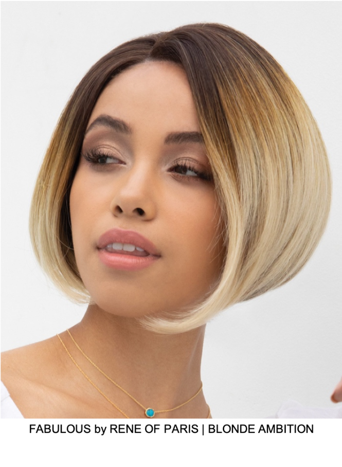Fabulous HF Synthetic Lace Front Wig