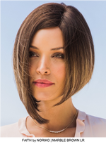 Faith Synthetic Lace Front Wig (Mono Part)
