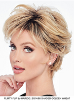 Flirty Flip HF Synthetic Wig (Basic Cap)