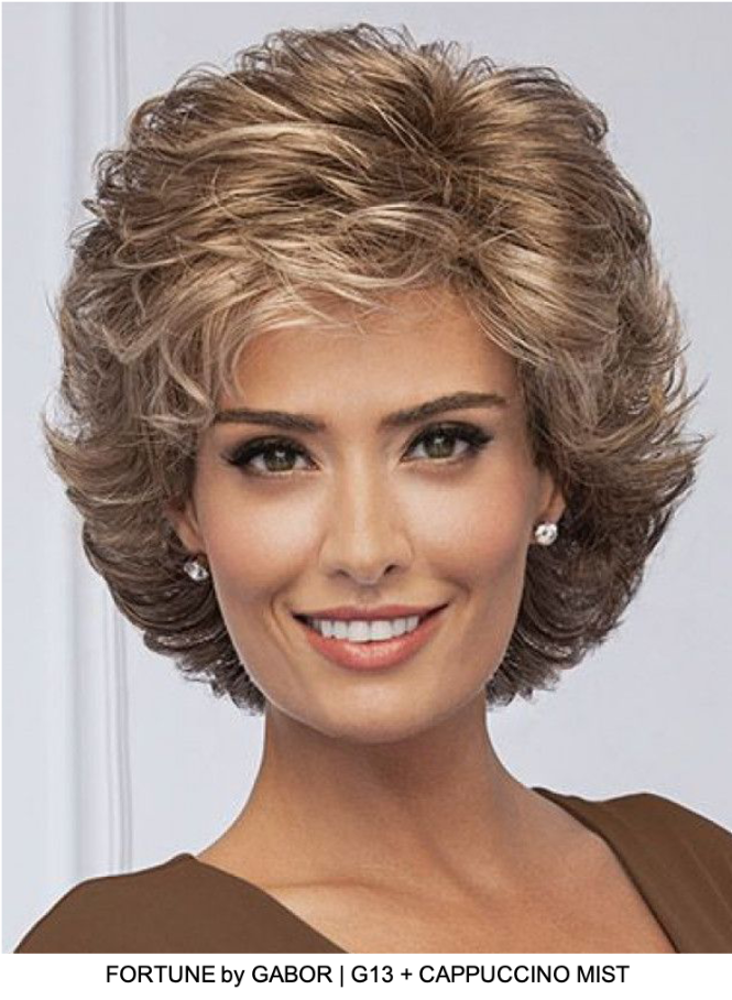 Fortune Synthetic Wig (Basic Cap)