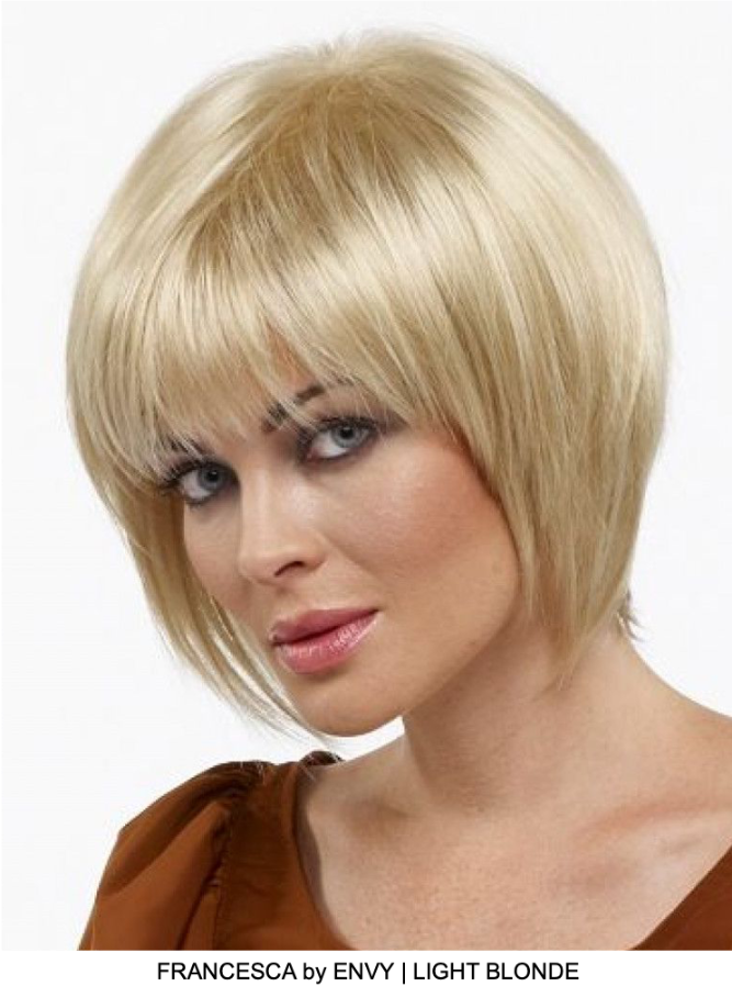 Francesca Synthetic Wig (Basic Cap)